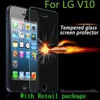 Cheap Tempered Glass Screen Protector Explosion proof For LG LG NEXUS 5X G flex 2 V10 G VISTA 2