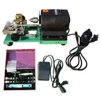 Wholesale Pearl Drilling Holing Machine Driller Full Set Jewelry Tools for Pearl Amber