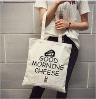 banks beach - Canvas Shopping Bag Shoulder Bags Fashion Womens Beach Bags STYLES CM PHONE Wallet power bank Bags Environmetal Bags High quality