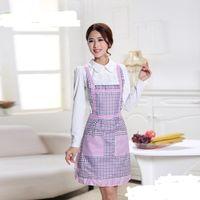 beautiful aprons - New style beautiful Aprons Fashion lovely princess apron Unisex Kitchen Apron Cooking Apron Baking Apron