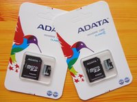 Cheap Adata A-Data Class 10 Micro SD Card 256G memory cards 128gb MicroSD Card TF Card with Free SD Adapter DHL Free Shipping