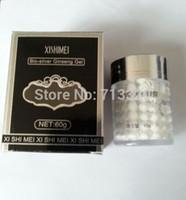 Wholesale hot XISHIMEI new bio silver Ginseng pearl Gel pearl cream night cream original face cream anti aging face cream