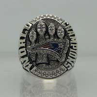 Wholesale 2015 Sales Promotion Replica Patriots Championship Ring From US Size to US