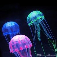 aquarium backgrounds - Jelly Fish Lamp Jellyfish Lamp with Simulated Ocean Background jellyfish aquarium tank healing Nightlight creative gift