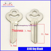 auto key blanks - A146 Locksmith Keymaster Brass House Home Door Blank Key Blanks Keys Factory outlets Low price Supplies