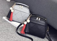 Wholesale 2016 autumn and winter new ladies bag Handbag Mini bag Simple leisure package Packet Cross Body Shoulder Bags Totes PU