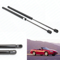 Wholesale 2pcs set Trunk Lift Supports Gas Struts for Chevrolet Camaro Pontiac Firebird Convertible