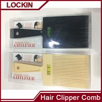 Cheap 2016 Newest Flattopper Clipper Comb Trimmer Comb Brian Drumm Hair Comb flat topper comb Hairstyles with Good Quality
