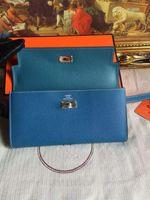 american platinum card - 2016 new color wallet long section of the female buckle litchi leather clutch handbag shoulder diagonal spot total platinum package handbag