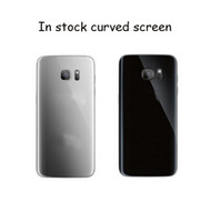 Bon Marché Écrans de téléphone gratuits-S7 bord courbé écran Quad core MTK6580 mentale téléphone avec 1gb + 4gb réel faux 1gb / 32gb déverrouillé avec boîte scellée Livraison gratuite
