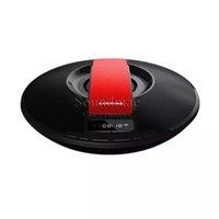 alarm center - Sardine SDY Subwoofer Speakers Portable HIFI Bluetooth Speaker with Microphone FM Radio Alarm Clock TF caixa de som bluetooth