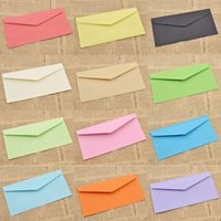 Wholesale Lychee Office amp School Supplies Business Invitations Envelopes Colorful Pure color