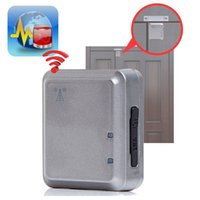 Wholesale GSM Independent Access Alarm Voice Trigger Detect Wireless Door LBS Alarm System Magnetic Alarm mhz_V11
