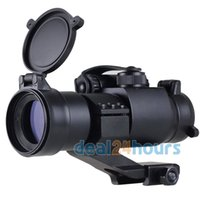 Wholesale New Tactical Holographic x M2 Reflex Red Green Dot Sight Scope Picatinny Rail order lt no track