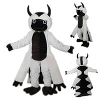 avatar fancy dress - APPA AVATAR the last Airbender MASCOT COSTUME ADULT hot sale cartoon character anime cosply costumes carnival fancy dress kits SW2158