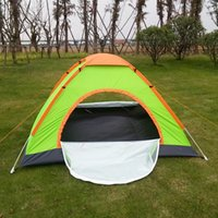 Wholesale Whole sale Second Automatic Quick Open Tent Elstey Easy Up Instant Portable Outdoor Pop up Beach Tent