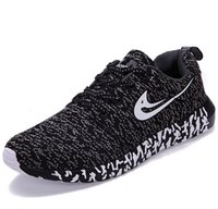autumn fashion trends - running shoes new light weight mesh sports shoes and fashion jogging sneakers for woman and man Autumn flat walking trend shoes