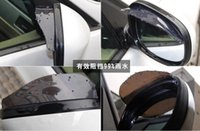 Wholesale New Hot pair Car Styling Universal Rain Shield Flexible Car Rear Mirror Storm Eyebrow IN