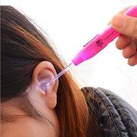 baby flashlight - Electronic LED Flashlight Earpick Baby Children Kids Safe Health Ear Care Cleaner Luminous Earpicks