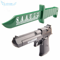 Wholesale Assassination Classroom Shiota Nagisa Akabane Karma Toy Pistol Dagger Cosplay Props