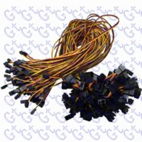 Wholesale 50PCS cm Compute Pin Male To pin Female Fan Power Extension Cable Wire Other Wires Cables amp Cable Assemblies