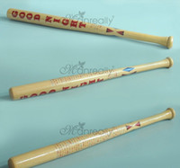 Wholesale Arkham Asylum City Suicide Squad Harley Quinn Wood baseball bat cosplay Weapon original edition DC Comic Batman Suicide Squad