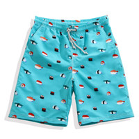 Wholesale High Quality Mens Shorts Surf Board Shorts Summer Sport Beach Bermuda Short Pants Quick Dry Silver Boardshorts New