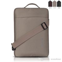 asus hp laptop - 2016 Hot sale Cartinoe Exceed Series Laptop case Shoulder Bag Nylon Portable cover for Macbook Air Pro Sony HP Dell Lenovo Acer Asus