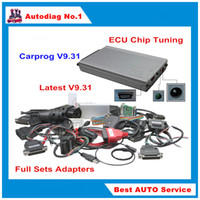 advanced programmer - Carprog V9 ECU Chip Tunning for car radios odometers dashboards immobilizers repair including advanced functions