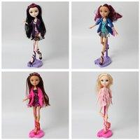 baby ella doll - Retail Fashion Doll Inch Girl Doll toys Apple White Briar Beauty Ashlynn Ella Joint Moveable joints birthday gift