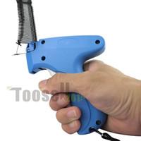 Étiquette de prix Étiquettes de pistolet Tagging avec étiquette de paquet Étiquette de pistolet Tag Guns Set d'outils 2000 Barbes 1 aiguille