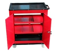Wholesale NS111812 Net Type Metal Trolley Tool Cabinet Tool Storage Cabinet