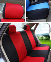 accord seat covers - Hot Car Seat Cover Dedicated Car Full Set Seat Cover for Honda New FIT Old FIT CRIDER CIVIC MING S1 CIIMO IDEA CITY ACCORD