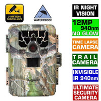 Wholesale SG v Hunting Cameras p Wildlife Camera Night Vision No Glow mp nm Mini Infrared Ir Digital Trail Security Stealth Photo Cameras