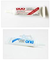 Wholesale 2016 NEW DUO Water proof Eyelash Adhesives glue G White BlacK Make Up Tools Professional DHL