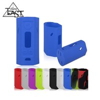 Wholesale Reuleaux RX200 Silicone Cases Colorful RX200 Silicone Case Skin Cover Bag Rubber Sleeve Protective Covers Skin For Reuleaux Box Mod