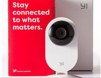 Wholesale Original Xiaomi Yi Camera Night Vision Smart Wireless Wifi IP Camera P Video Webcam Camera for Home Kids CCTV Mini In Stock