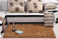 Wholesale Living Room Cm Silky Cushion Inch thickness Sofa Coffee Table Carpet Large Floor Mats