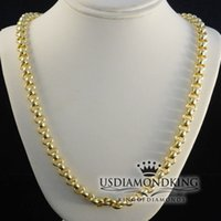 belcher gold chains - MENS WOMENS INCH K YELLOW GOLD GRAMS HEAVY BELCHER NECKLACE CHAIN