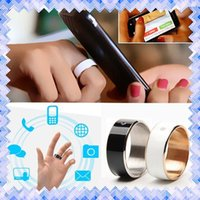 Wholesale NFC Magic Wear Smart Ring Interesting Electronics for Android Phone Samsung LG Htc Sony Mobile Phone