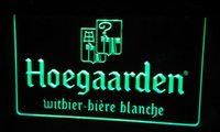 beer belgium - LS482 g Hoegaarden Belgium Beer Bar Neon Light Sign jpg