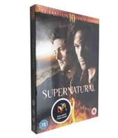 supernatural dvd - Supernatural Season disc DVD Uk Version Region