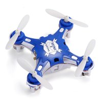 Wholesale Toys New Promotion Kid s Toys G Axis RC Mini Drone Quadcopter Pocket Drone with Double Accelerator FQ777 mini pocket drone