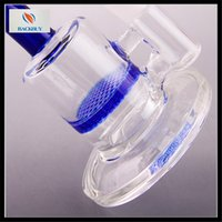 bb pipe - BB Glass Jet Perc Heavy Blue honeycomb Glass Bong bubbler water pipes heady oil rigs Water Pipes bongs dab rig purple percolator bubbler