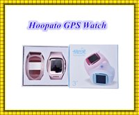 baby spanish - Hoopato Smart Watch GPRS Smart Kid Safe GPS Watch Wristwatch SOS Call Location Finder Locator Tracker for Kid Child Anti Lost Monitor Baby
