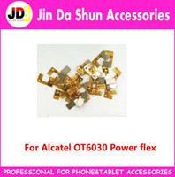 alcatel cables - for Alcatel One Touch Idol Dual OT D A OT6030 Power On Off Button Flex Cable FPC
