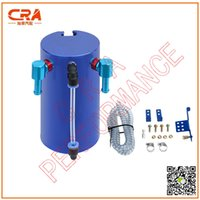 Wholesale CRA Performance High Quality CUSCO Blue Oil Catch Tank Oil Catch can