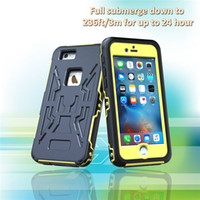 accessories for wallet - Waterproof cases for Iphone s Plus soft silicone material with protect case cover for Iphone s With Retail boxes phone accessories