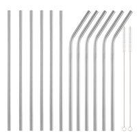Acheter Barres métalliques-En acier inoxydable de paille Yeti Gobelets Straws 8.5