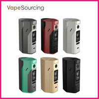 Wholesale New Authentic Wismec Reuleaux RX2 kit w box mod fit cells or cells with rx23 battery cover vs rx200s